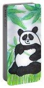 Happy Panda O.o. Portable Battery Charger