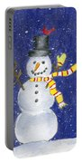 Happy Snow Portable Battery Charger