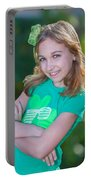 Happy St. Pattie's Day Portable Battery Charger