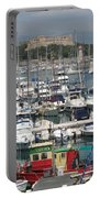 Harbor Antibes  Cote D'azur Portable Battery Charger