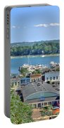 Harbor Springs Michigan Portable Battery Charger