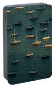 Harbor Sunset Chicago Portable Battery Charger