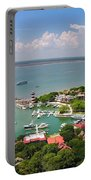 Harbor Town 3 In Hilton Head Portable Battery Charger