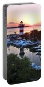 Harbor Town 4 In Hilton Head Portable Battery Charger