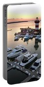 Harbor Town 5 In Hilton Head Portable Battery Charger