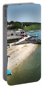 Harbor Town Beach 3 In Hilton Head Portable Battery Charger