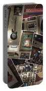 Hard Rock Cafe Hollywood Florida Portable Battery Charger