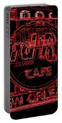Hard Rock Cafe Nola Portable Battery Charger