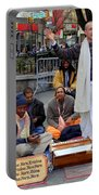 Hare Krishnas Nyc Portable Battery Charger