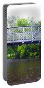 Hares Hill Road Bridge Portable Battery Charger