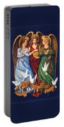 Hark The Herald Angels Sing Portable Battery Charger
