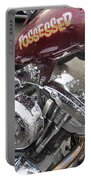 Harley Close-up Possessed Portable Battery Charger