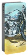 Harley Davidson 1940 Portable Battery Charger