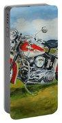 Harley Davidson 1943 Portable Battery Charger