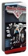 Harley Davidson Las Vegas Portable Battery Charger