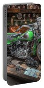 Harley Trike Portable Battery Charger