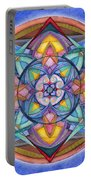 Harmony Mandala Portable Battery Charger
