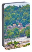 Harpers Ferry View Portable Battery Charger