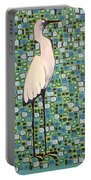 Harried Heron Portable Battery Charger