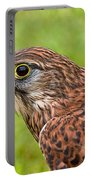 Harris Hawk In Profile Portable Battery Charger