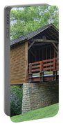 Harrisburg Covered Bridge Portable Battery Charger