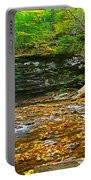 Harrison Wright Falls Panorama Portable Battery Charger