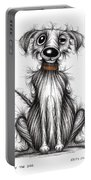 Harry The Dog Portable Battery Charger