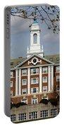 Harvard University Moors Hall Portable Battery Charger
