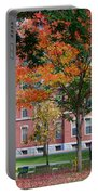 Harvard Yard Fall Colors Portable Battery Charger