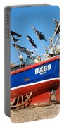 Hastings Fishing Boat Portable Battery Charger