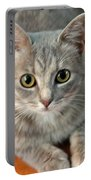 Hattie The Kitty Portable Battery Charger