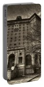 Haunted Baker Hotel Portable Battery Charger