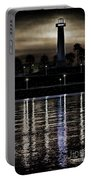 Haunted Lighthouse Portable Battery Charger