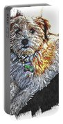 Havanese Puppy Portable Battery Charger