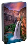 Havasu Falls Portable Battery Charger