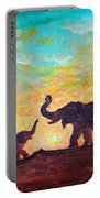 Have Courage Portable Battery Charger