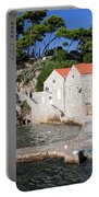 Haven In Dubrovnik Portable Battery Charger