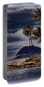 Hawaii Big Island Coastline V3 Portable Battery Charger