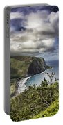 Hawaii Coastline Kauai  Portable Battery Charger