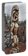 Hawaii Sculptures V2 Portable Battery Charger