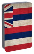 Hawaii State Flag  Portable Battery Charger