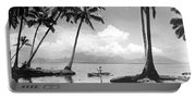 Hawaii Tropical Scene Portable Battery Charger