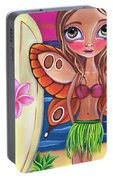 Hawaiian Fairy Portable Battery Charger