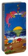 Hawaiian Island Love Portable Battery Charger