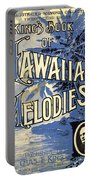 Hawaiian Melodies Portable Battery Charger