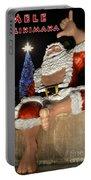 Hawaiian Santa Portable Battery Charger