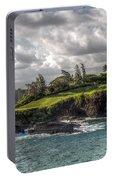 Hawaiian Shores Portable Battery Charger