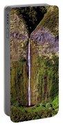 Hawaiian Waterfall Portable Battery Charger
