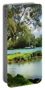Hawaiian Landscape 5 Portable Battery Charger