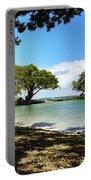 Hawaiian Landscape 1 Portable Battery Charger